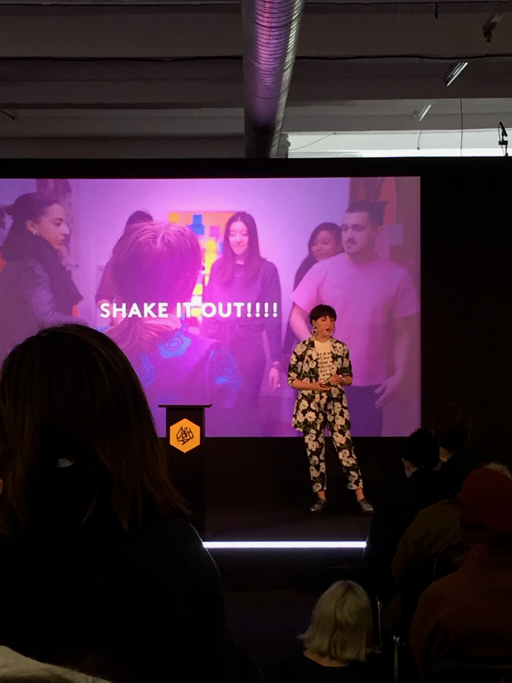 Refinery29 in full effect at D&AD 2017