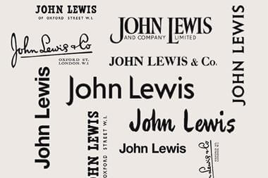 The evolution of the John Lewis brand