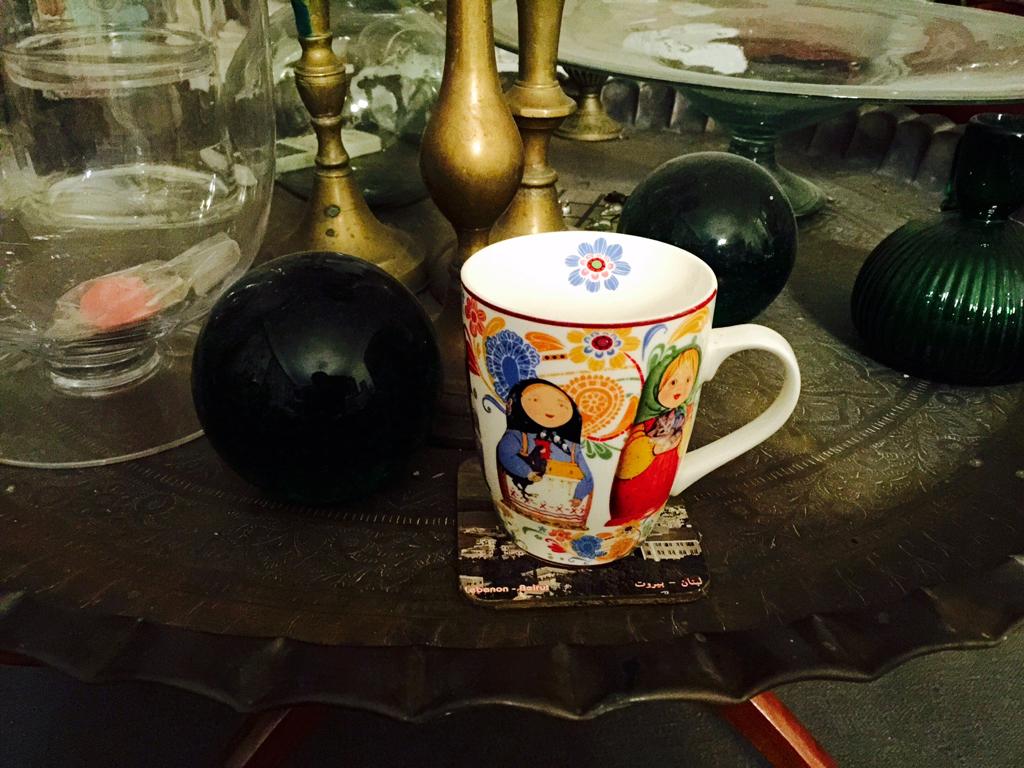 Copywriter Derek Isaac's favourite mug