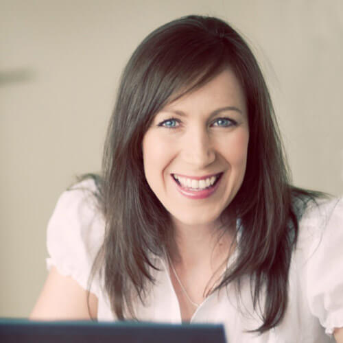 Copywriter Laura Silcock