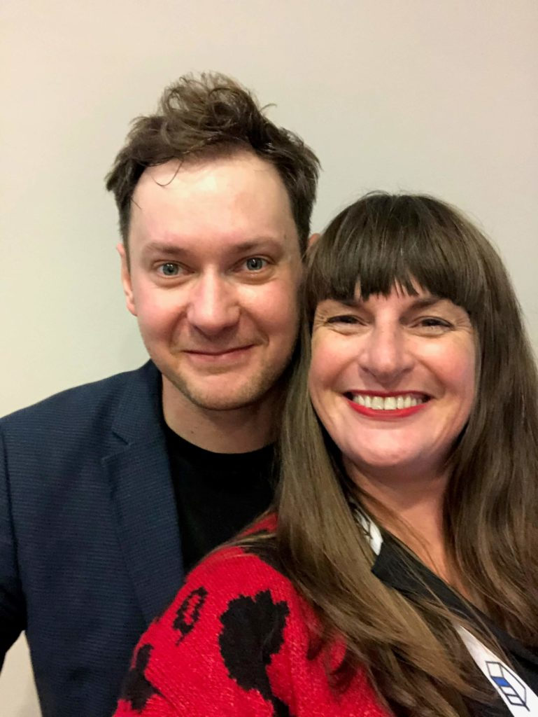 Glenn Fisher and Katherine Wildman